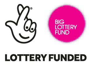 Logo of Lottery Funded